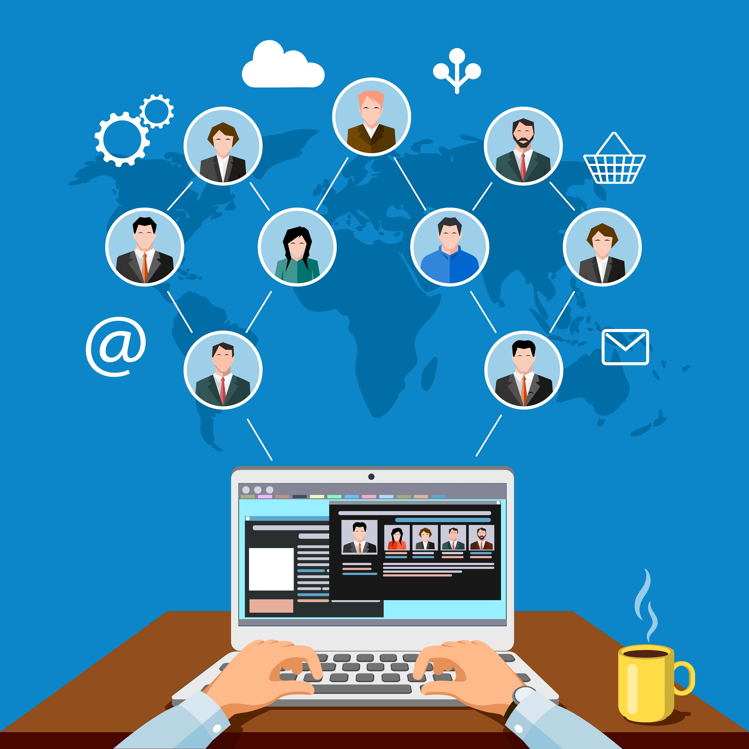 5 tips effective manage your remote sales team