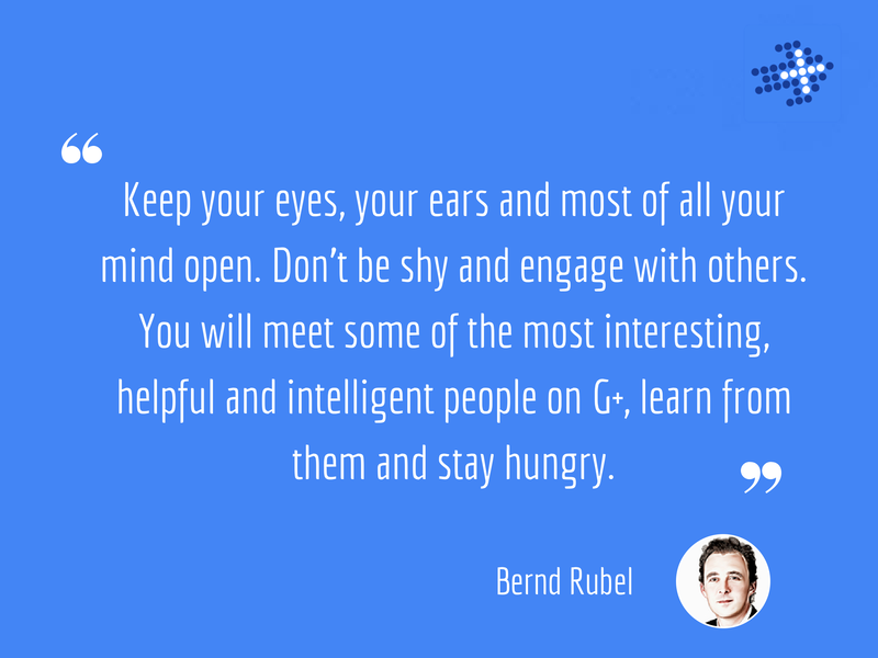 Bernd Rubel quote
