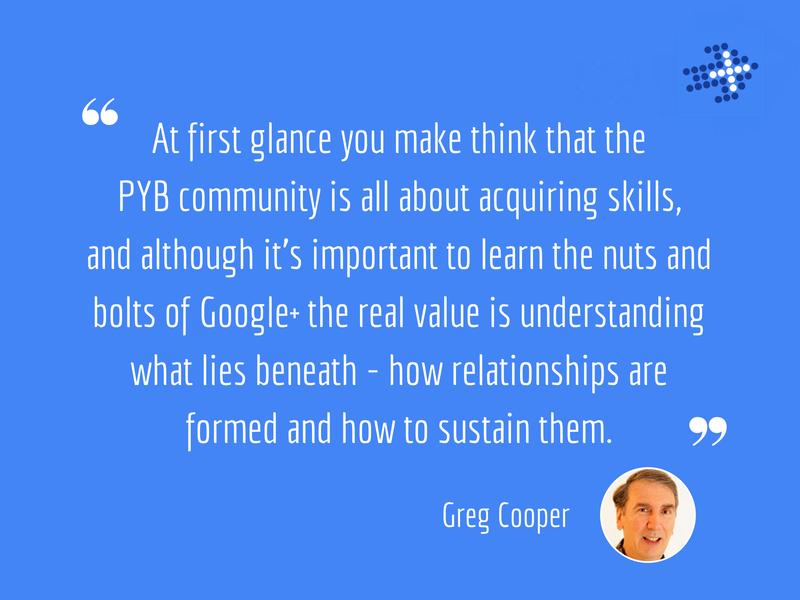 Greg Cooper quote