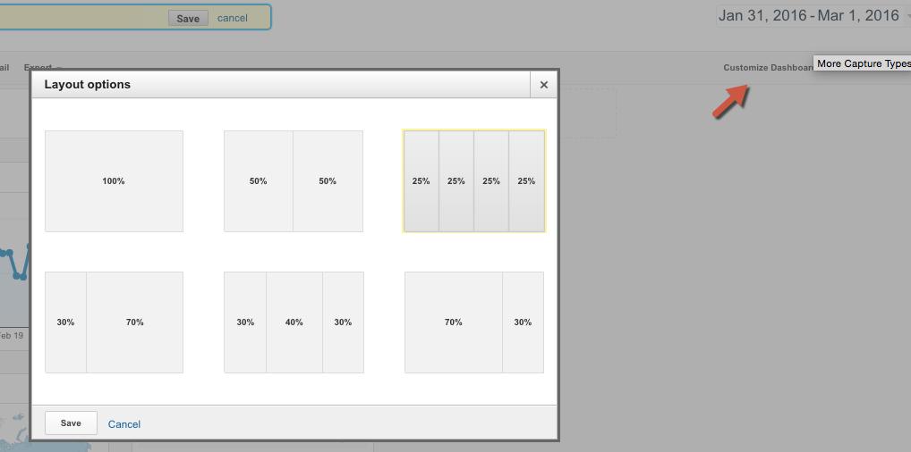How to create a custom dashboard in Google Analytics 4
