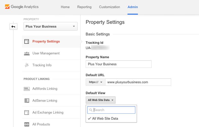 How to setup Google Analytics 16