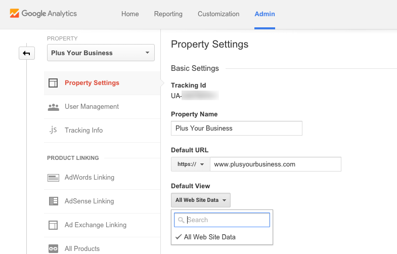 How to setup Google Analytics 16
