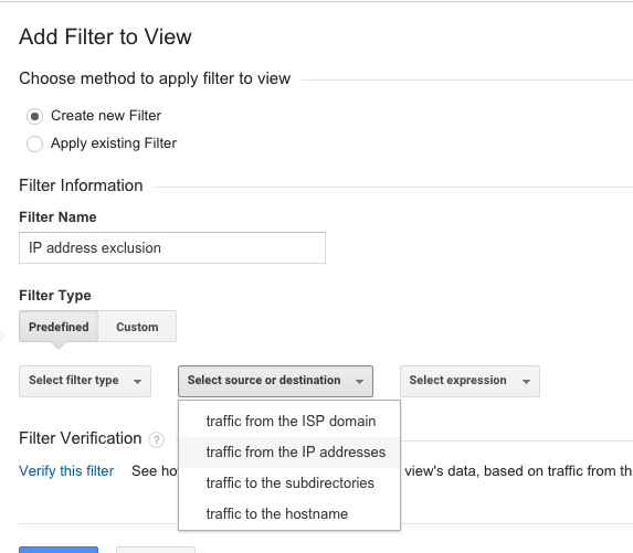How to setup Google Analytics 20