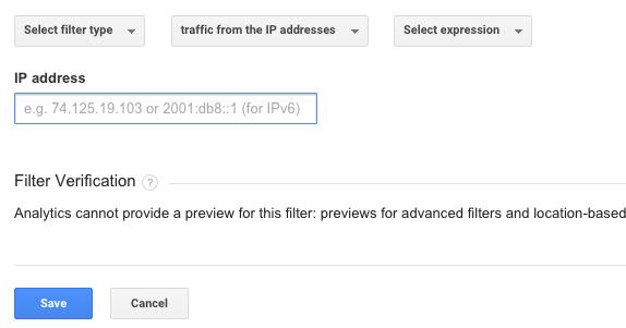 How to setup Google Analytics 22