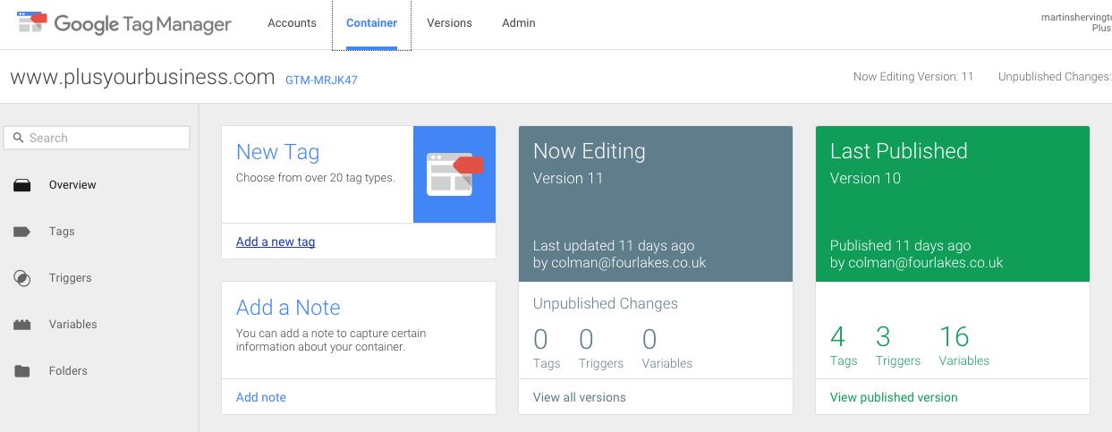 How to setup Google Analytics 7