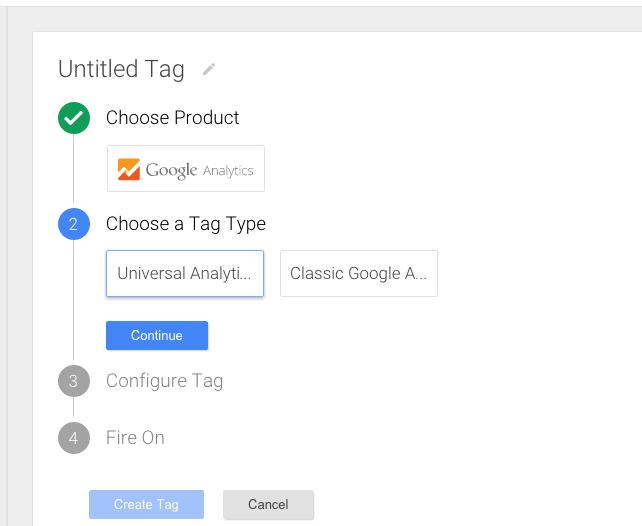 How to setup Google Analytics 9