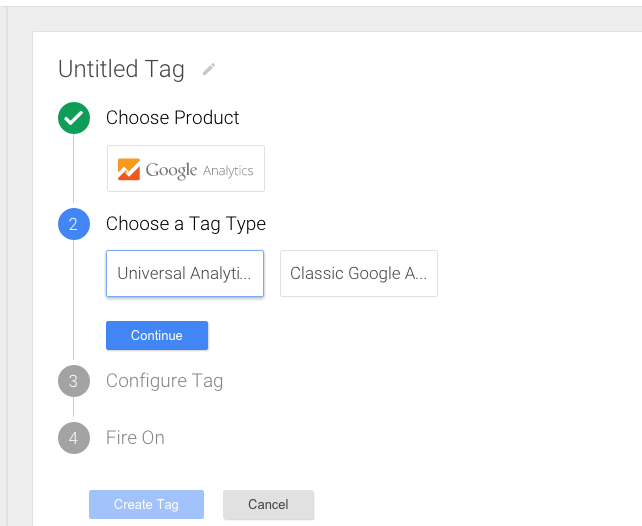 How to setup Google Analytics 9