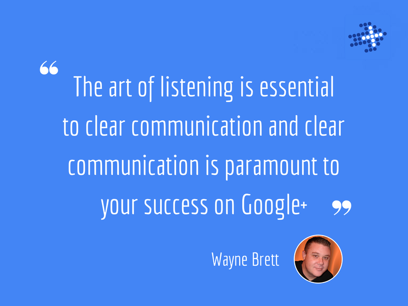 Wayne Brett quote