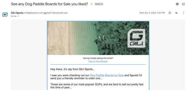 gilisports.com email