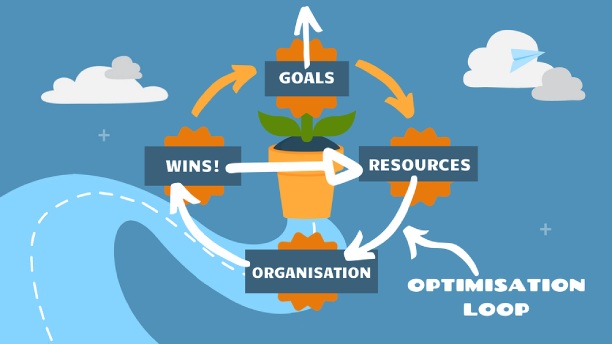 goals resources organisation and wins