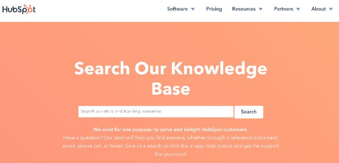 hubspot-knowledge-base