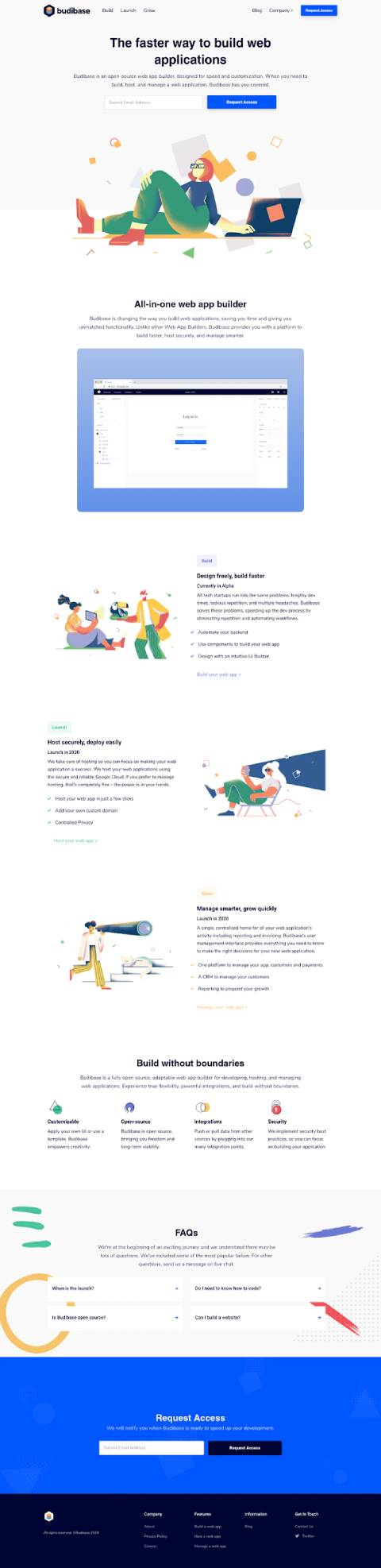 visuals in landing pages 2