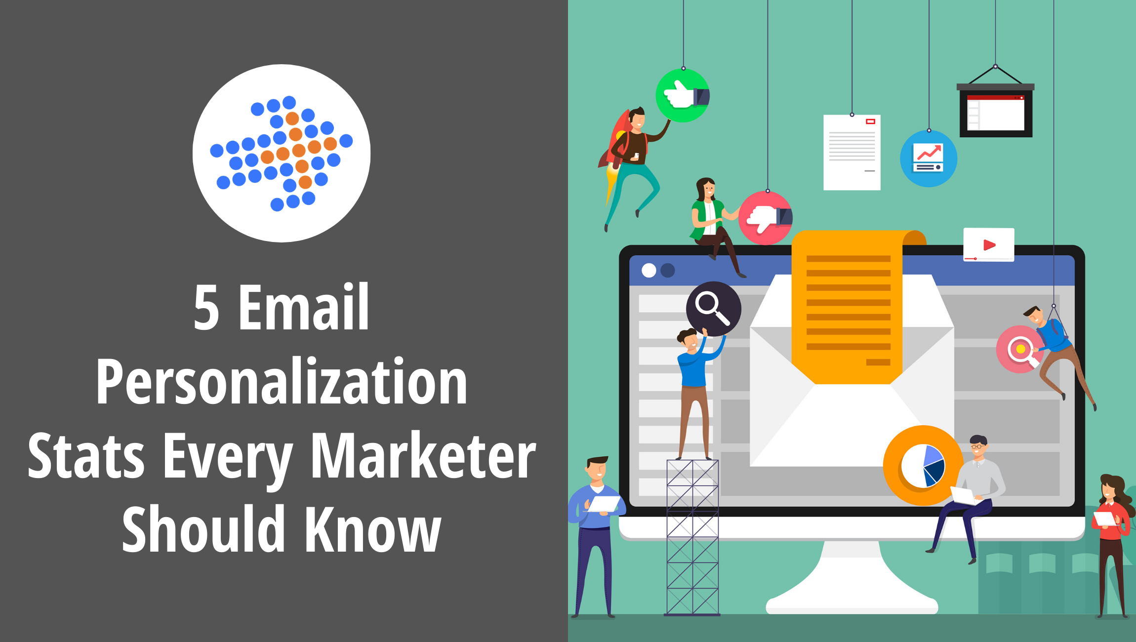 5 Email Personalization Stats Every Marketer Should Know