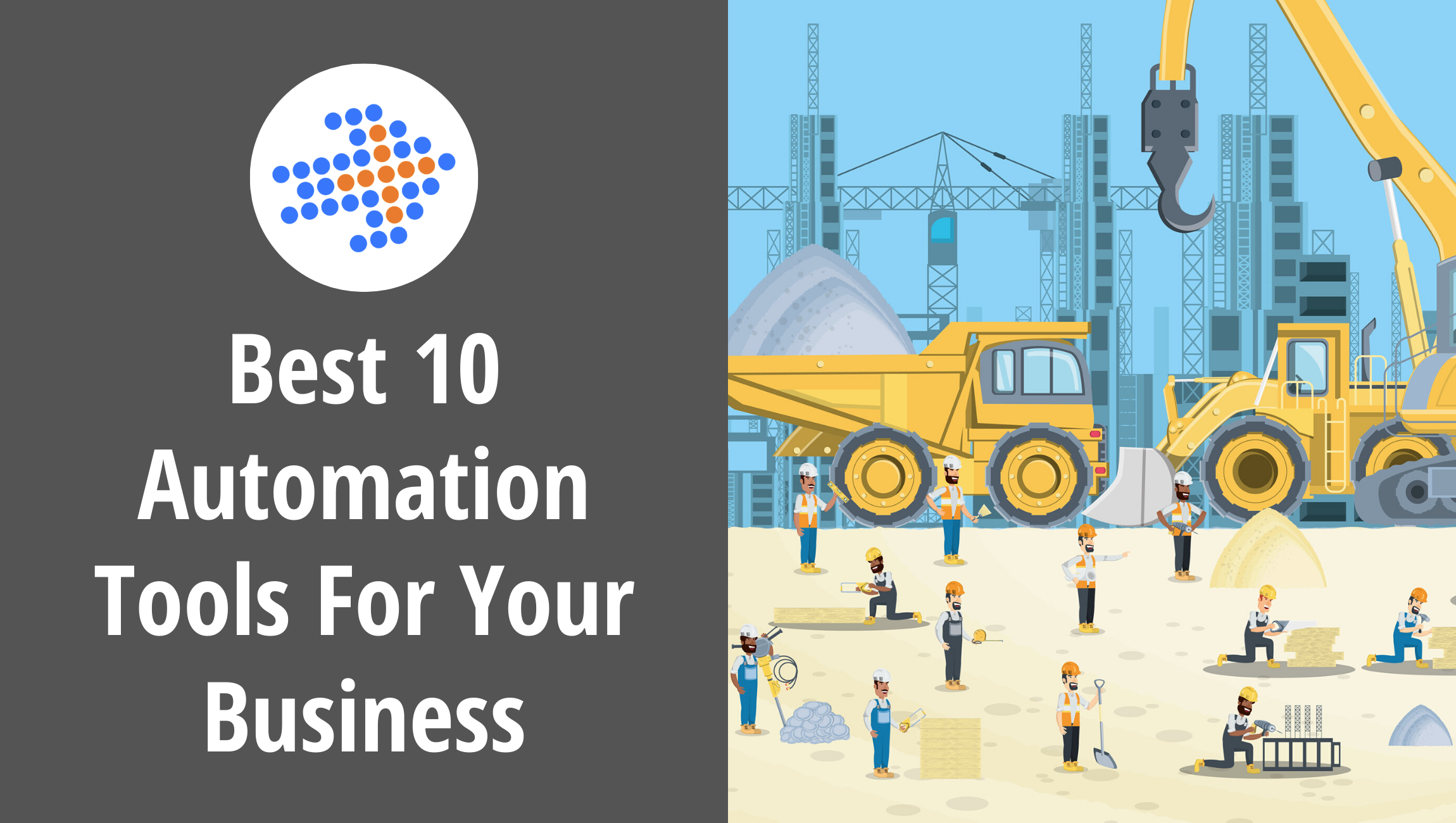 Best 10 Automation Tools For Your Business
